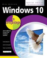 Windows 10  Special Edition  2nd Edition PDF