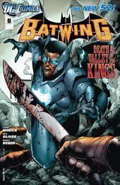 Batwing (2011-) #6