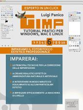 Gimp. Tutorial pratici per Windows, Mac e Linux. Livello 6: Impariamo il fotoritocco estetico professionale