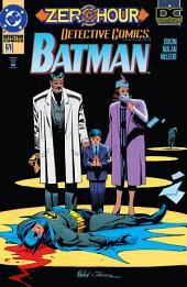 Detective Comics (1937-2011) #678