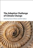 The Adaptive Challenge of Climate Change PDF