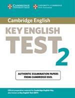 Cambridge Key English Test 2 With Answers