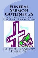 Funeral Sermon Outlines 2s PDF