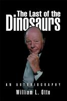 The Last of the Dinosaurs PDF