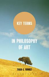 Key Terms in Philosophy of Art