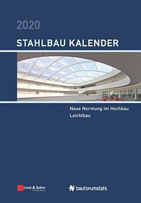 Stahlbau Kalender 2020 PDF