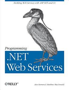 Programming  NET Web Services PDF