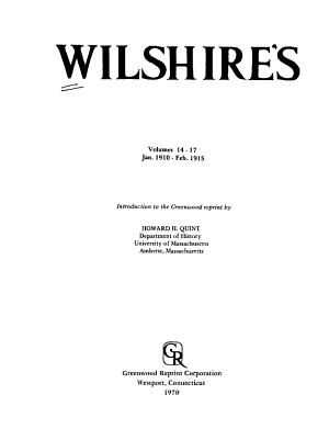 Wilshire s PDF