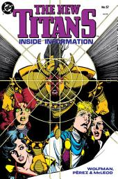 The New Titans (1988-1996) #57