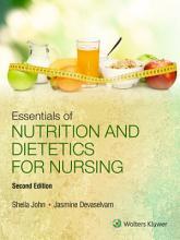 Essentials of Nutrition and Dietetics for Nursing PDF