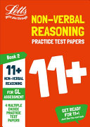 11+ Non-Verbal Reasoning Practice Test Papers