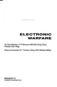 Electronic Warfare PDF