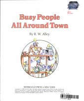 Busy People All Around Town PDF