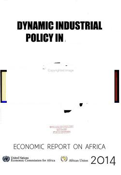 Dynamic Industrial Policy in Africa PDF