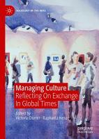 Managing Culture PDF