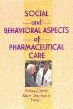 Social and Behavioral Aspects of Pharmaceutical Care PDF