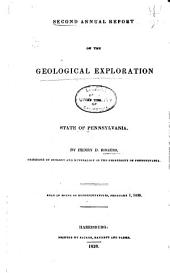 Annual Report on the Geological Survey of Pennsylvania: Volume 2
