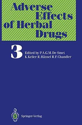 Adverse Effects of Herbal Drugs PDF