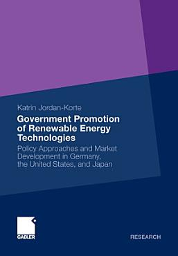 Government Promotion of Renewable Energy Technologies PDF