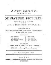 Miniature Pictures