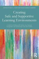 Creating Safe and Supportive Learning Environments PDF
