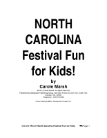 North Carolina Festival Fun for Kids  PDF
