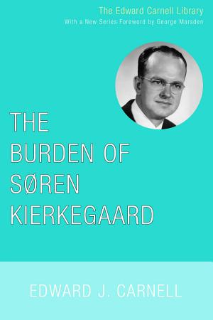 The Burden of Soren Kierkegaard PDF