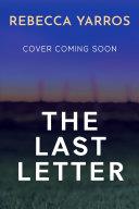 The Last Letter PDF