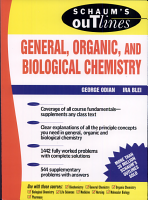 Schaum s Outline of Theory and Problems of General  Organic  and Biological Chemistry PDF