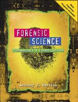 Forensic Science  Fundamentals and Investigations 2012 Update PDF