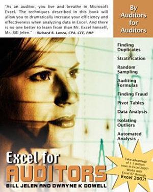 Excel for Auditors PDF