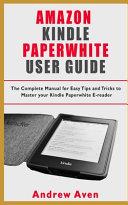 Amazon Kindle Paperwhite User Guide