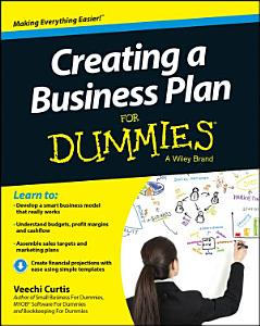Creating a Business Plan For Dummies PDF