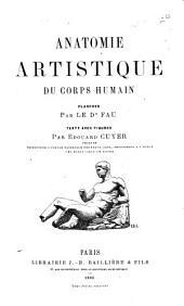 Anatomie artistique du corps human