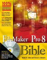 FileMaker Pro 8 Bible PDF