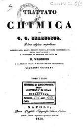 *Opere di G. G. Berzelius: 3