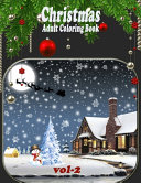 Christmas Adult Coloring Book Vol 2 PDF