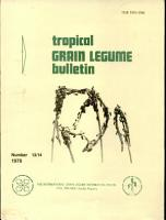 Tropical Grain Legume Bulletin  13 14 PDF