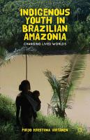 Indigenous Youth in Brazilian Amazonia PDF