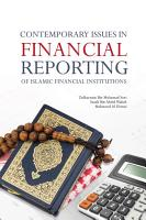 CONTEMPORARY ISSUES IN FINANCIAL REPORTING OF ISLAMIC FINANCIAL INSTITUTIONS PDF