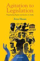 Agitation to Legislation PDF