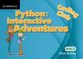 Coding Club Python  Interactive Adventures Supplement 2 PDF