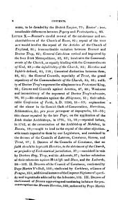 Letters on the religious and political tenets of the Romish hierarchy, addressed to dr. Troy [commenting on his Pastoral exhortation].