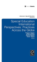 Special Education International Perspectives PDF