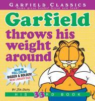 Garfield Throws His Weight Around PDF