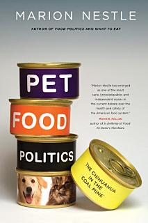 Pet Food Politics Book