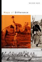 Maps of Difference PDF