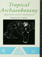 Tropical Archaeobotany PDF