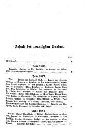Gesammelte Schriften: Musikalische Beurtheilungen, Band 20