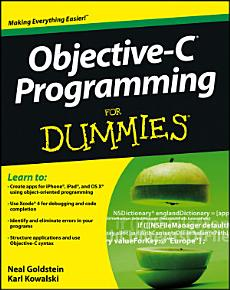 Objective C Programming For Dummies PDF